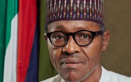 President Buhari pays tribute to his late Chief of Staff