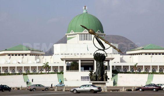 Ahmed Lawan becomes 9th Senate President as Femi Gbajabiamila leads House of Reps
