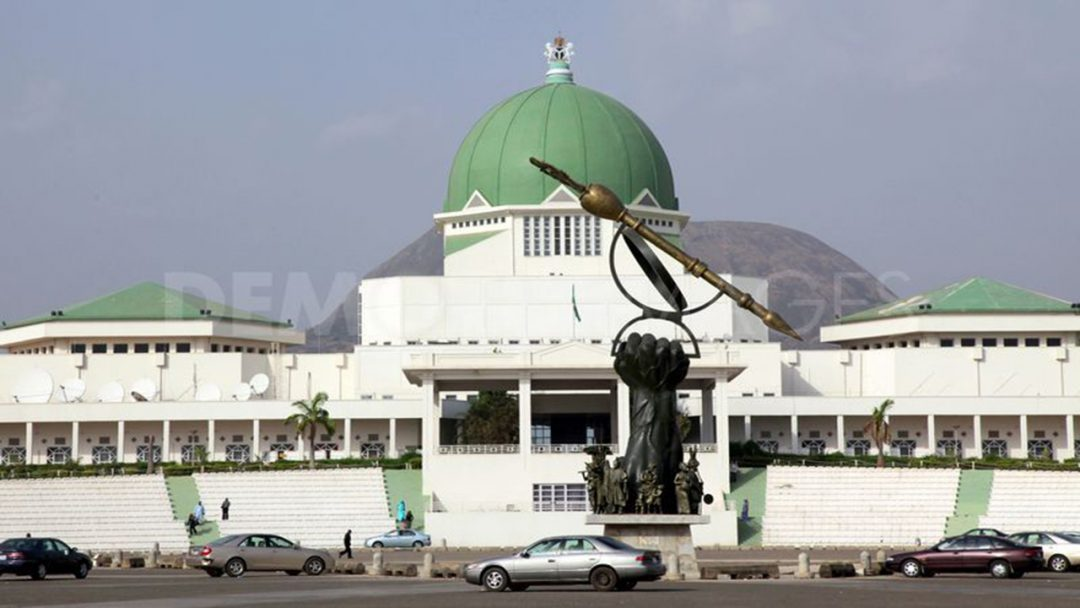 Ahmed Lawan becomes 9th Senate President as Femi Gbajabiamila leads House of Reps