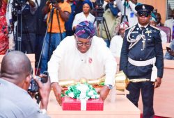 Osun Governor proposes N119.5b budget for 2020